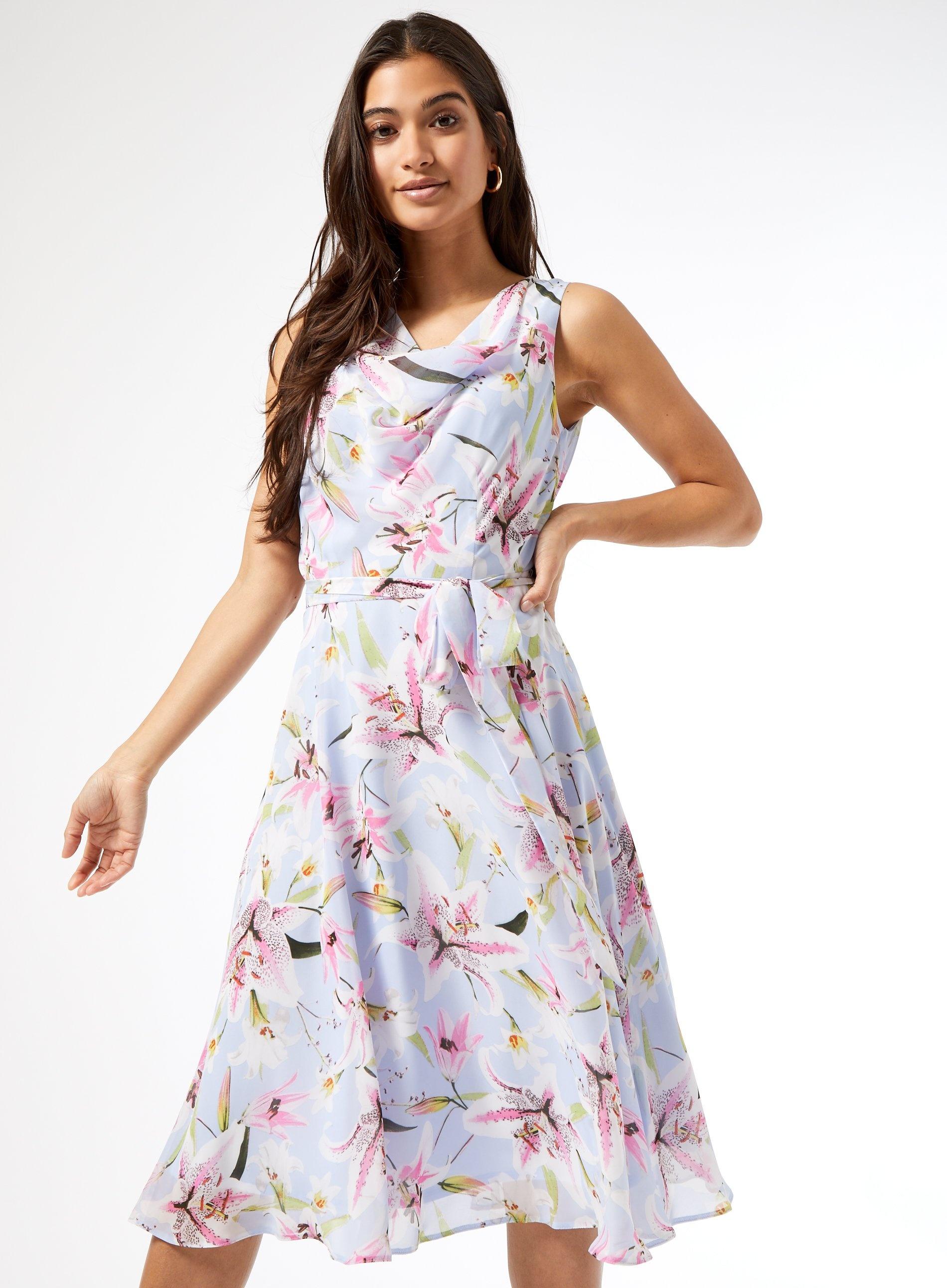 Dorothy perkins billie & blossom petite mulberry bodycon dress