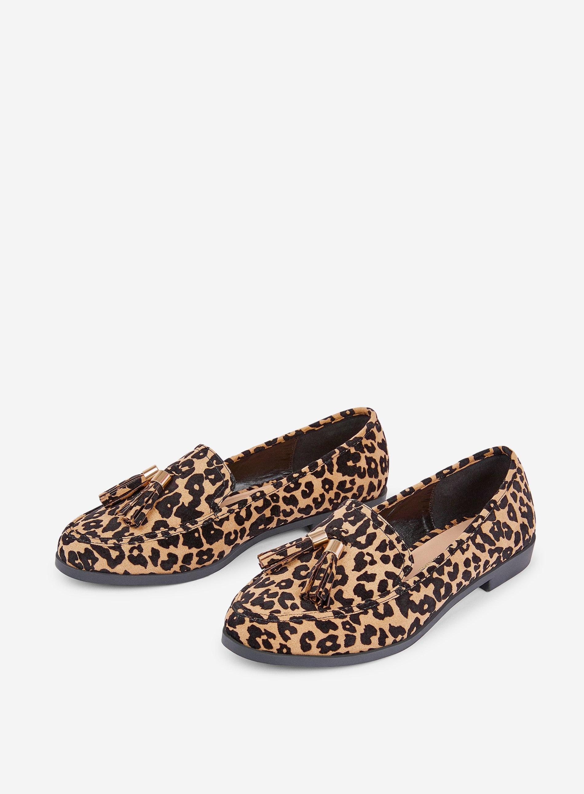 Dorothy Perkins Womens Multi Leopard